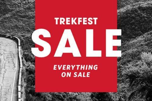 TREK FEST 2017 SALE ON NOW